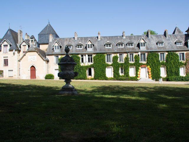 Le mariage de Stéphane et Magica à Poitiers, Vienne 32