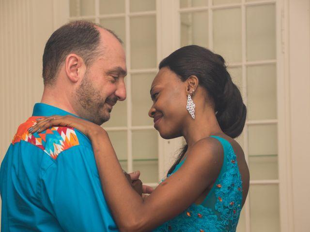 Le mariage de Stéphane et Magica à Poitiers, Vienne 47