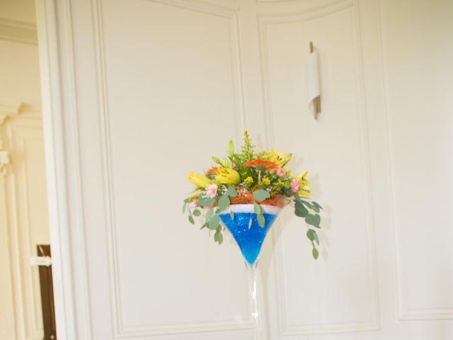 Le mariage de Stéphane et Magica à Poitiers, Vienne 50