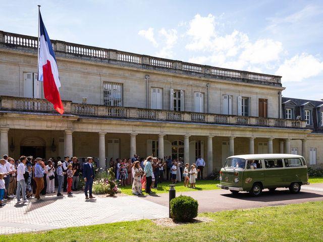 Le mariage de Christophe et Céline à Mérignac, Gironde 8