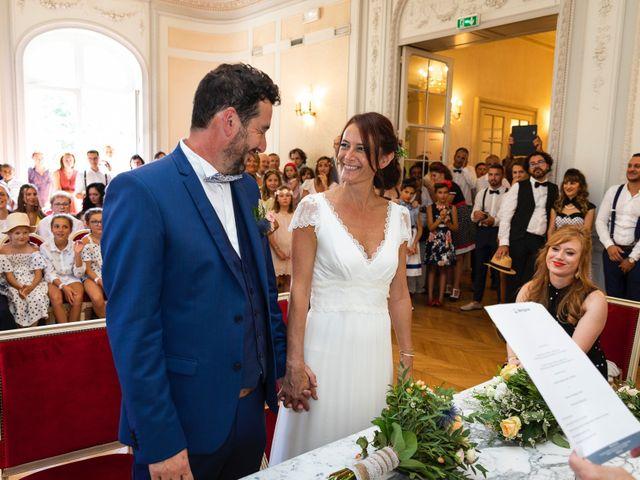 Le mariage de Christophe et Céline à Mérignac, Gironde 12
