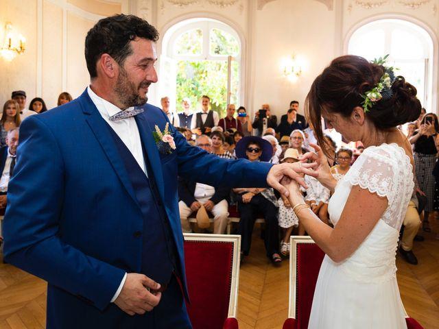 Le mariage de Christophe et Céline à Mérignac, Gironde 15