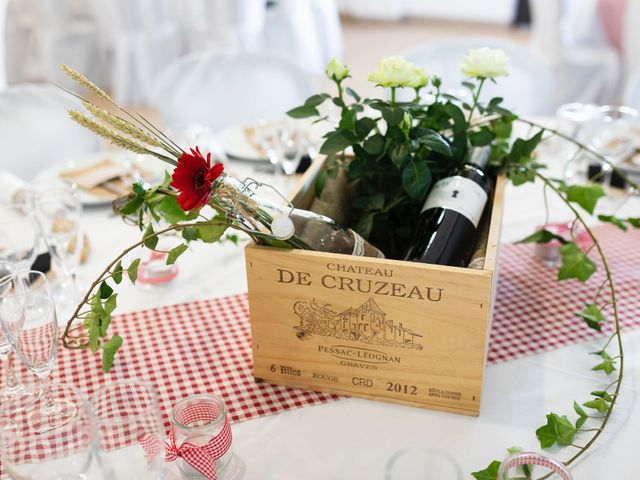 Le mariage de Christophe et Céline à Mérignac, Gironde 40