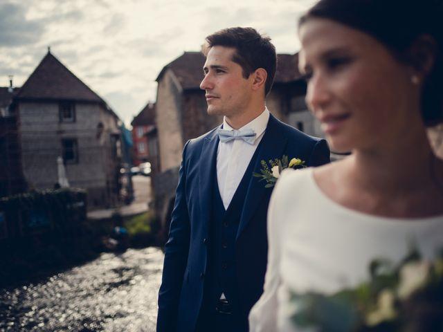 Le mariage de Arthur et Lola à Salins-les-Bains, Jura 17