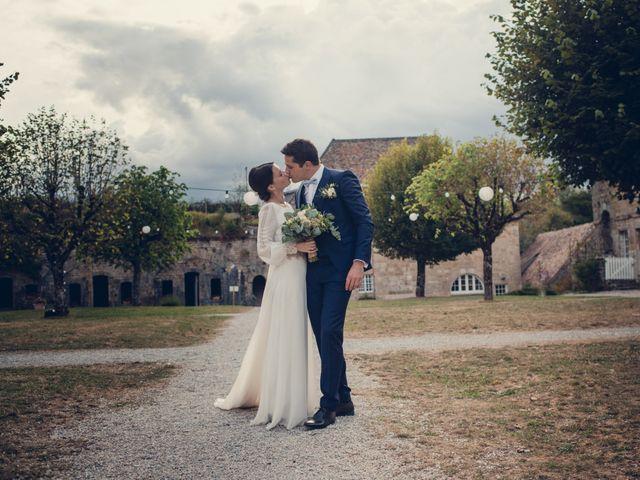 Le mariage de Arthur et Lola à Salins-les-Bains, Jura 22