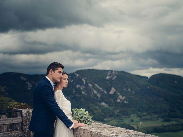 Le mariage de Arthur et Lola à Salins-les-Bains, Jura 25