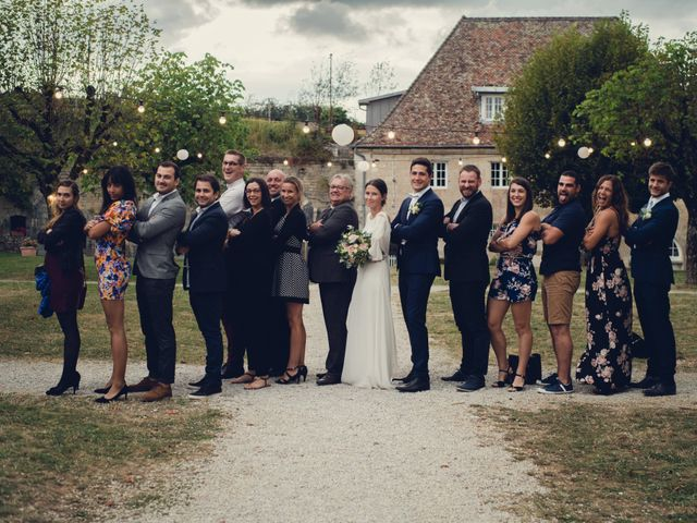 Le mariage de Arthur et Lola à Salins-les-Bains, Jura 30