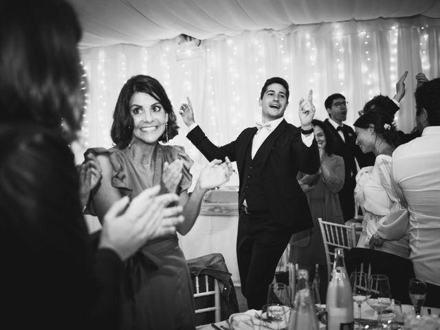 Le mariage de Arthur et Lola à Salins-les-Bains, Jura 36
