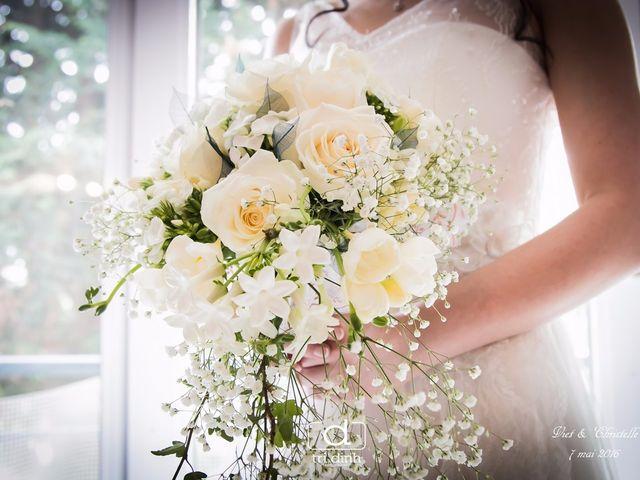 Le mariage de Viet et Christelle à Noisy-le-Grand, Seine-Saint-Denis 3