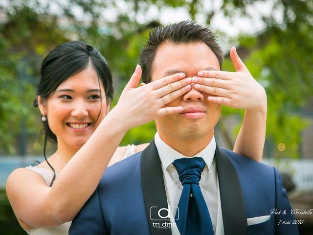 Le mariage de Christelle et Viet