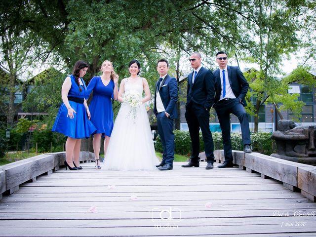 Le mariage de Viet et Christelle à Noisy-le-Grand, Seine-Saint-Denis 8