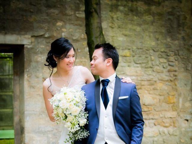 Le mariage de Viet et Christelle à Noisy-le-Grand, Seine-Saint-Denis 9