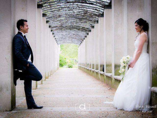 Le mariage de Viet et Christelle à Noisy-le-Grand, Seine-Saint-Denis 11
