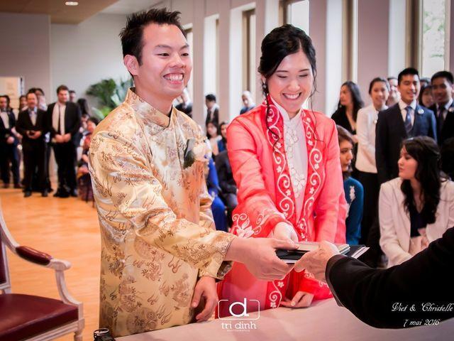 Le mariage de Viet et Christelle à Noisy-le-Grand, Seine-Saint-Denis 15