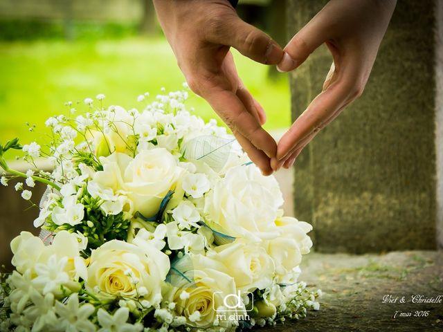 Le mariage de Viet et Christelle à Noisy-le-Grand, Seine-Saint-Denis 12