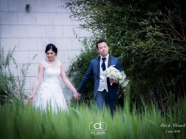 Le mariage de Viet et Christelle à Noisy-le-Grand, Seine-Saint-Denis 13
