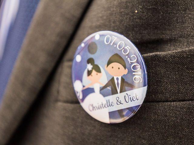 Le mariage de Viet et Christelle à Noisy-le-Grand, Seine-Saint-Denis 14