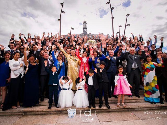 Le mariage de Viet et Christelle à Noisy-le-Grand, Seine-Saint-Denis 18