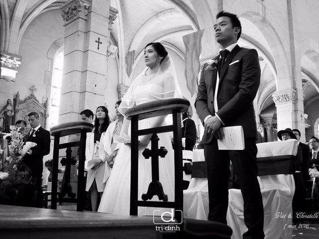 Le mariage de Viet et Christelle à Noisy-le-Grand, Seine-Saint-Denis 19