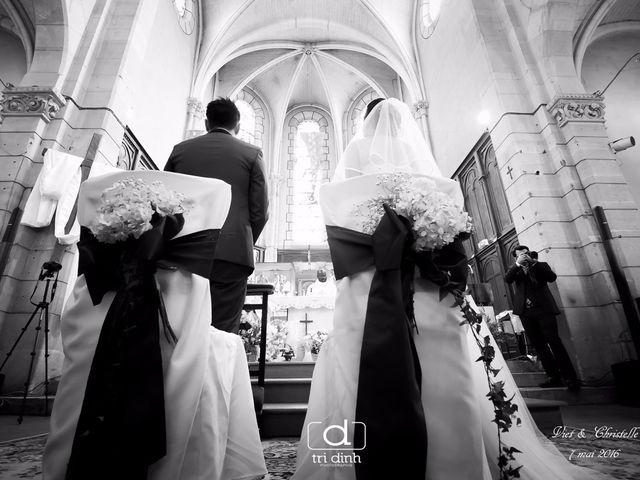 Le mariage de Viet et Christelle à Noisy-le-Grand, Seine-Saint-Denis 21