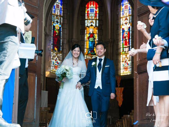 Le mariage de Viet et Christelle à Noisy-le-Grand, Seine-Saint-Denis 22