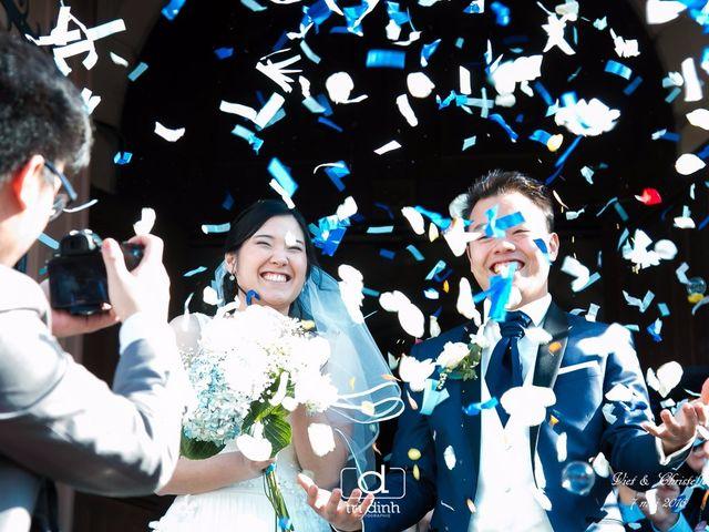 Le mariage de Viet et Christelle à Noisy-le-Grand, Seine-Saint-Denis 23