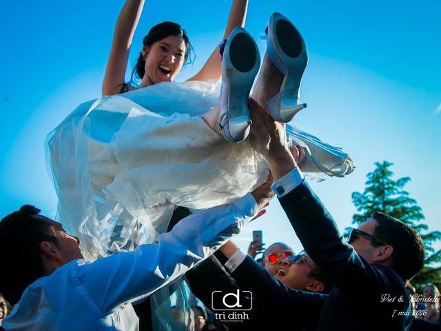 Le mariage de Viet et Christelle à Noisy-le-Grand, Seine-Saint-Denis 27