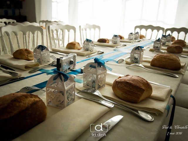 Le mariage de Viet et Christelle à Noisy-le-Grand, Seine-Saint-Denis 32