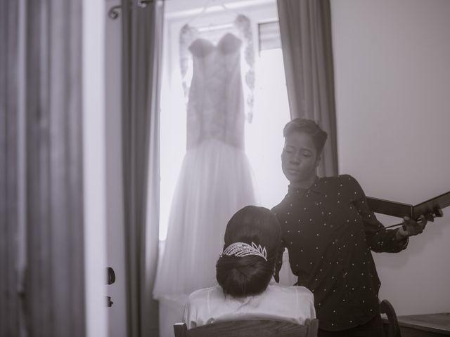 Le mariage de Carline et Serge à La Chapelle-Moutils, Seine-et-Marne 1