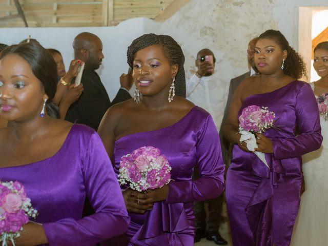Le mariage de Carline et Serge à La Chapelle-Moutils, Seine-et-Marne 14