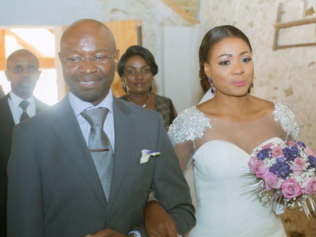 Le mariage de Carline et Serge à La Chapelle-Moutils, Seine-et-Marne 15