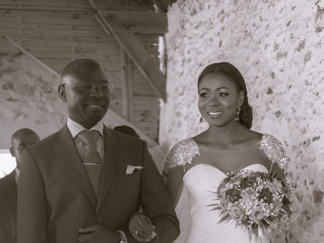 Le mariage de Carline et Serge à La Chapelle-Moutils, Seine-et-Marne 16