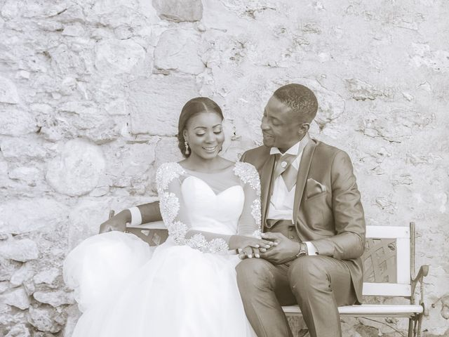 Le mariage de Carline et Serge à La Chapelle-Moutils, Seine-et-Marne 21