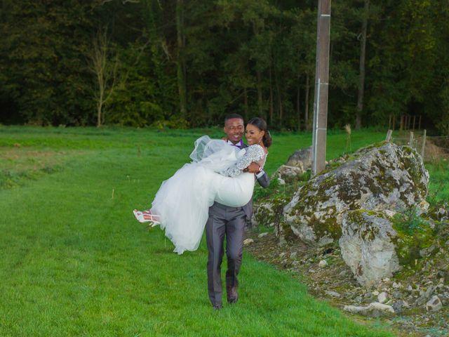Le mariage de Carline et Serge à La Chapelle-Moutils, Seine-et-Marne 26