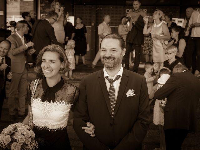 Le mariage de Florence et Olivier