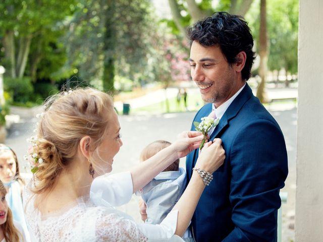 Le mariage de Franck et Delphine à Marseille, Bouches-du-Rhône 12