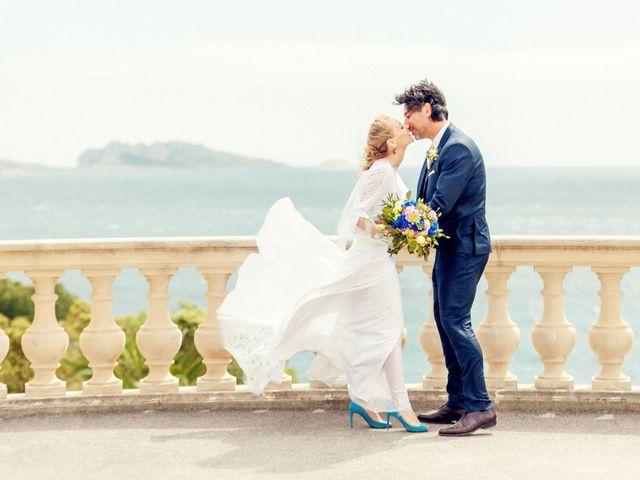 Le mariage de Franck et Delphine à Marseille, Bouches-du-Rhône 16