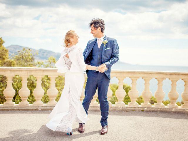 Le mariage de Franck et Delphine à Marseille, Bouches-du-Rhône 18