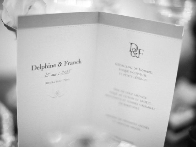 Le mariage de Franck et Delphine à Marseille, Bouches-du-Rhône 55