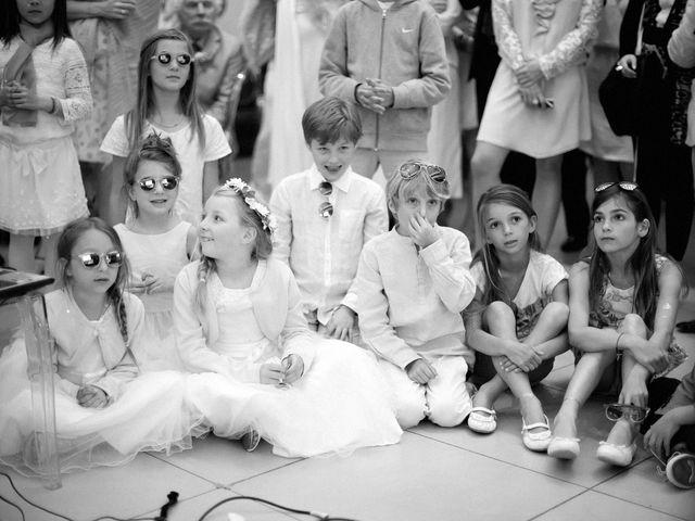 Le mariage de Franck et Delphine à Marseille, Bouches-du-Rhône 57