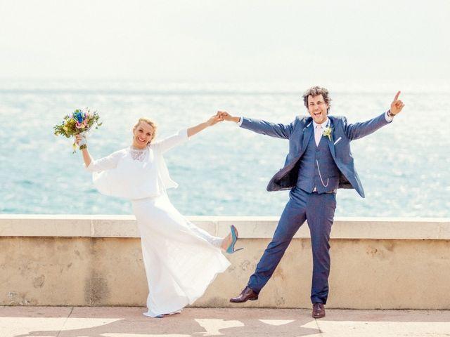 Le mariage de Delphine et Franck