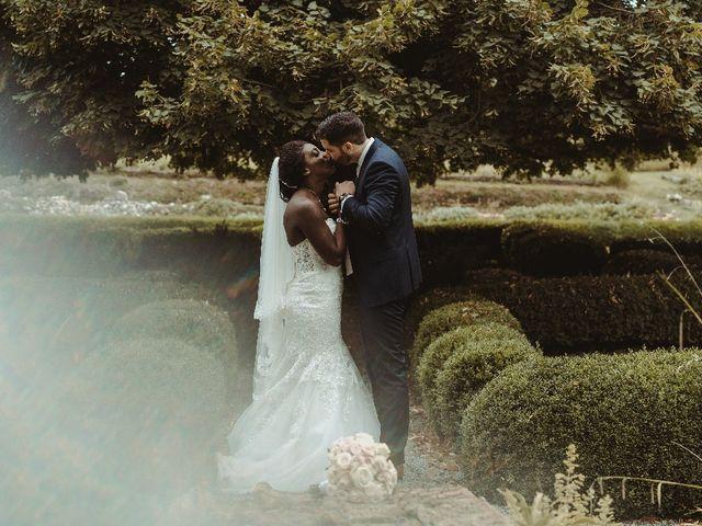 Le mariage de Rosy et Mathieu