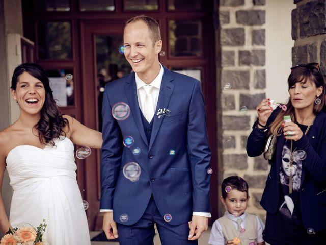 Le mariage de Florent et Cécile à Sayat, Puy-de-Dôme 20