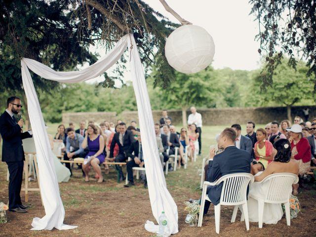 Le mariage de Florent et Cécile à Sayat, Puy-de-Dôme 24