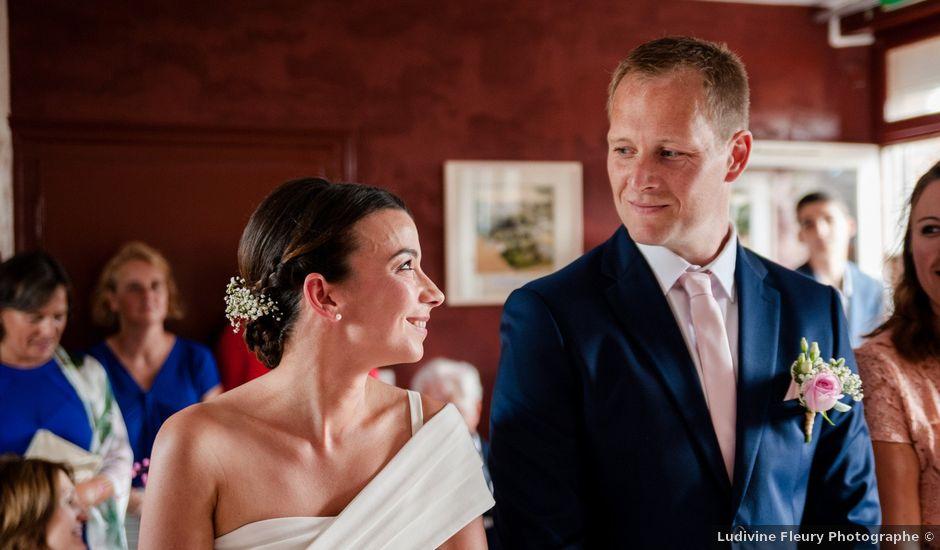 Le mariage de David et Céline à La Vaupalière, Seine-Maritime