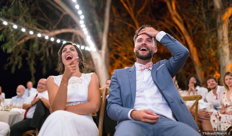 Le mariage de Geoffrey et Clémence à Ajaccio, Corse