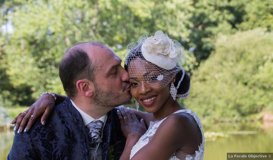 Le mariage de Stéphane et Magica à Poitiers, Vienne