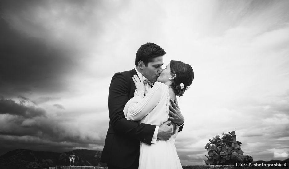Le mariage de Arthur et Lola à Salins-les-Bains, Jura