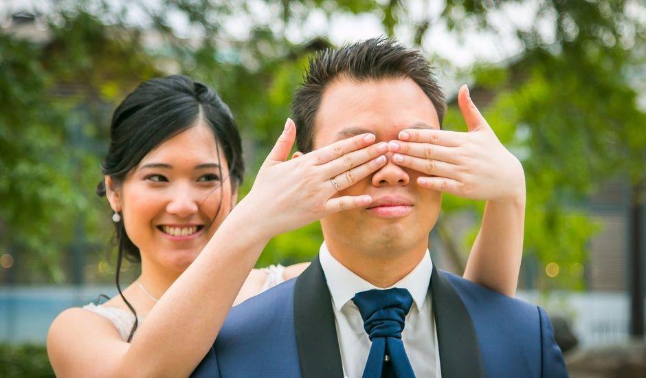 Le mariage de Viet et Christelle à Noisy-le-Grand, Seine-Saint-Denis