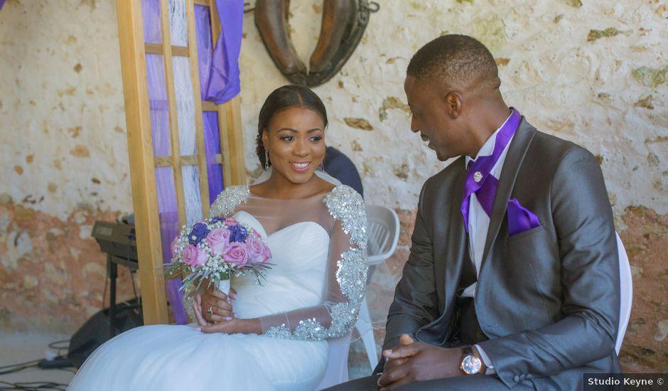 Le mariage de Carline et Serge à La Chapelle-Moutils, Seine-et-Marne